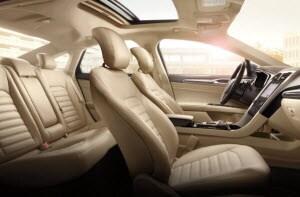 Fusion Vs Accord: Interiors