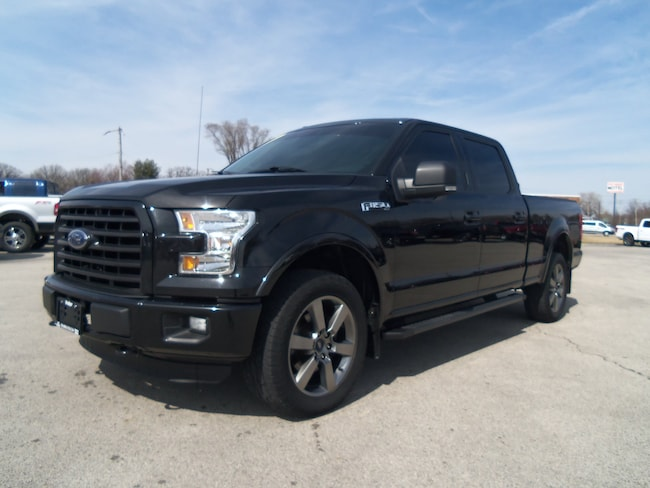 2015 Ford F-150 XLT Sport 4WD Truck