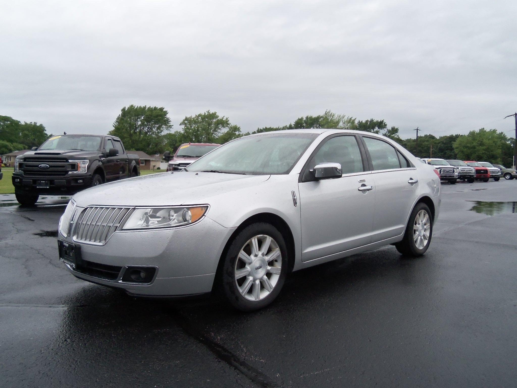 2011 Lincoln MKZ Base Front Wheel Drive  Sedan