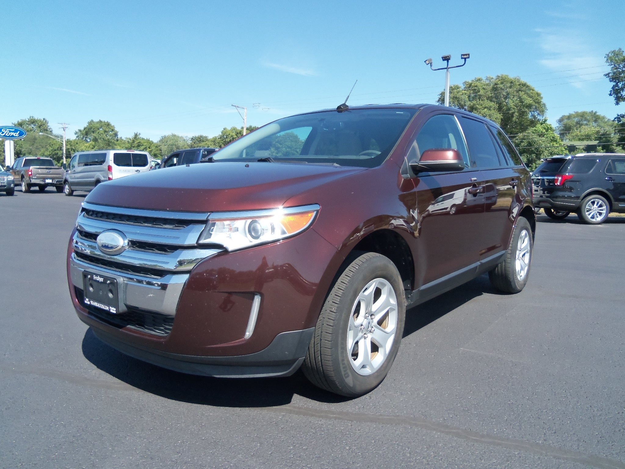 2012 Ford Edge SEL AWD  SUV