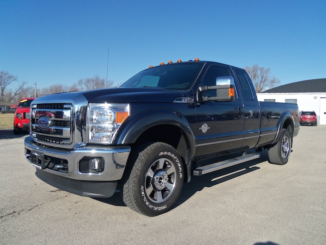 2016 Ford F-250 S/C Lariat 4WD Long Bed  Truck