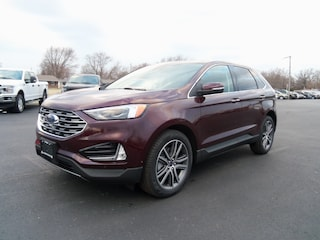 2021 Ford Edge Titanium All Wheel Drive  Crossover