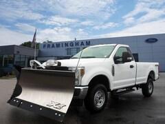 2019 Ford F-350 plow XL Truck Regular Cab