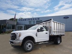 2019 Ford F-350 Dump Truck Regular Cab