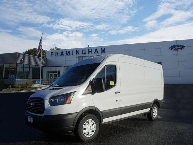 2019 Ford Transit work ready Base w/Sliding Pass-Side Cargo Door Van Medium Roof Cargo Van