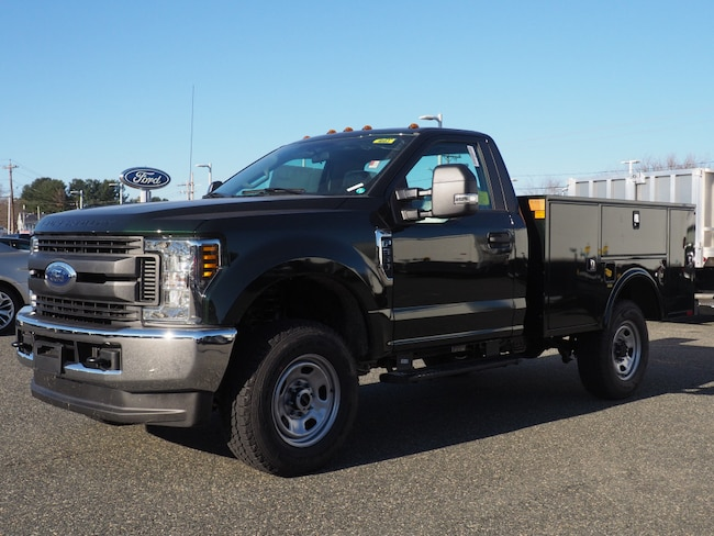 2019 Ford F-350 toolbox Truck Regular Cab