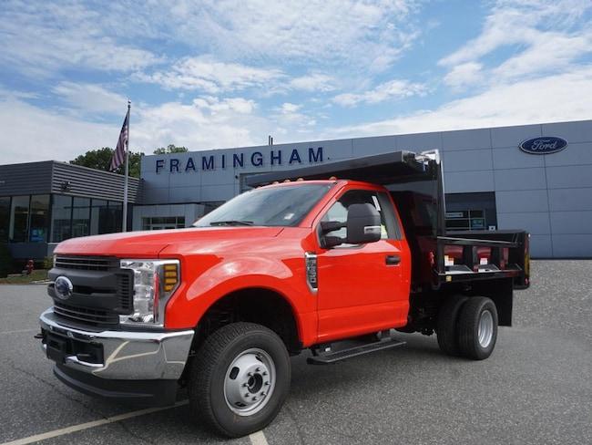 2019 Ford F-350 Dump Truck Regular Cab