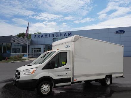 2019 Ford Transit work ready Base w/10,360 lb. GVWR Truck