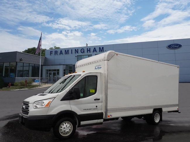 2019 Ford Transit work ready Base w/10,360 lb. GVWR Truck
