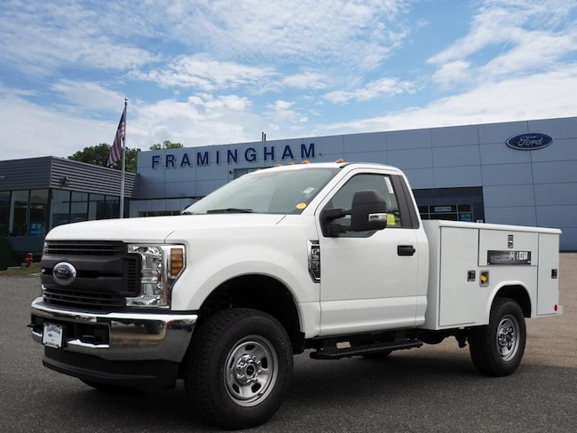 2019 Ford F-250 toolbox Truck Regular Cab