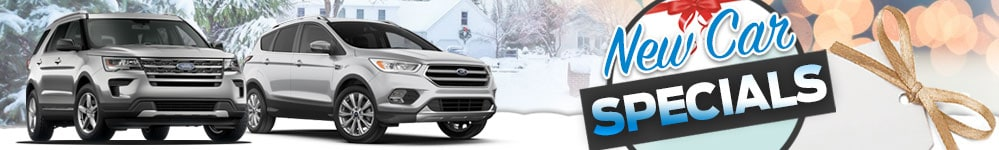 New Vehicle Specials at Framingham Ford