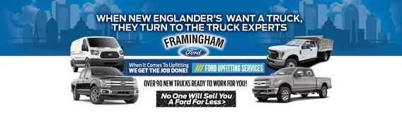 Framingham Ford | Ford Dealership in Framingham MA