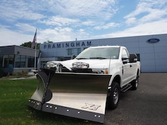 2020 Ford F-250 plow Truck Regular Cab