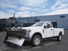 2019 Ford F-250 plow XLT Truck Regular Cab