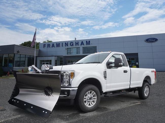 2019 Ford F-350 plow XLT Truck Regular Cab