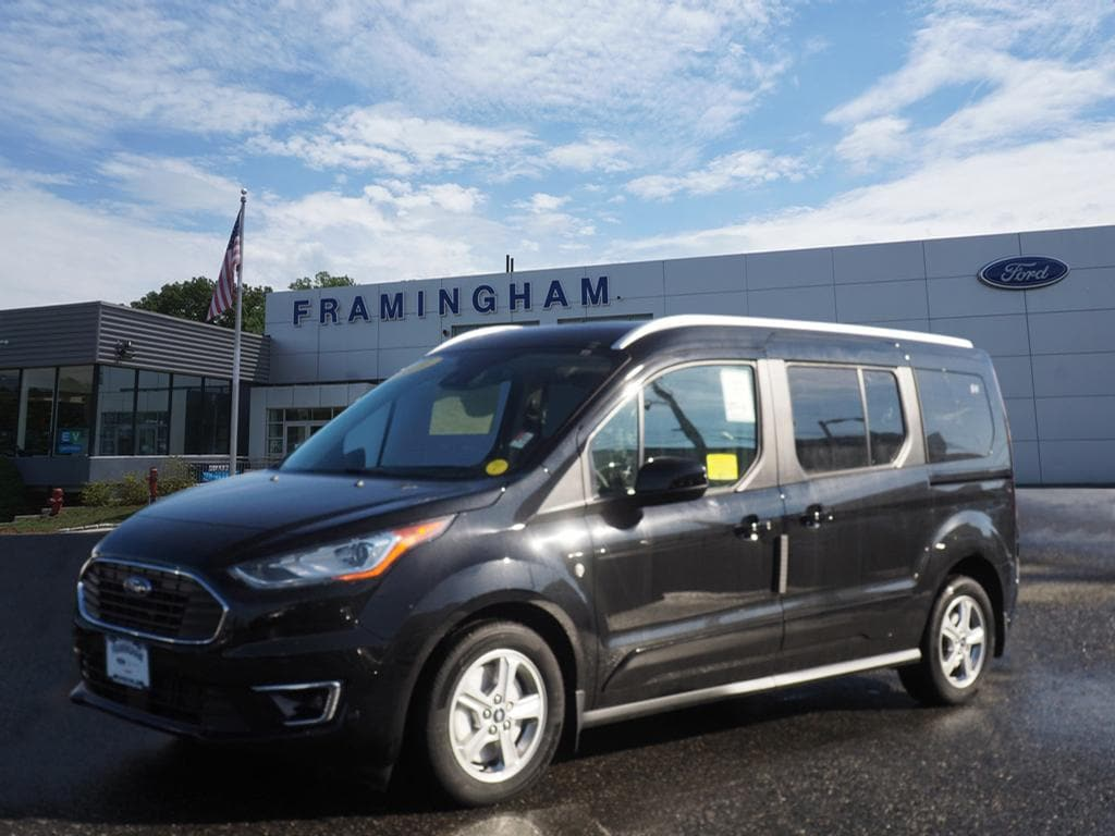 New 2019 Ford Transit Connect For Sale At Framingham Vin Rhframinghamford: Ford Transit Connect Spare Tire Location At Gmaili.net