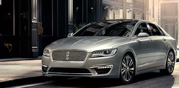 2017 Lincoln Mkz Sedan Frederick Md New Lincoln Cars Maryland