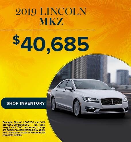 June | 2019 Lincoln MKZ