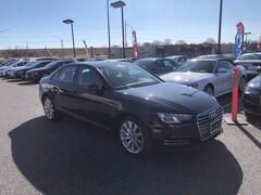 Used 2017 Audi A4 2.0T Premium Sedan