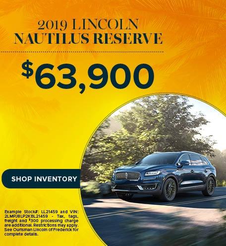 June | 2019 Lincoln Nautilus