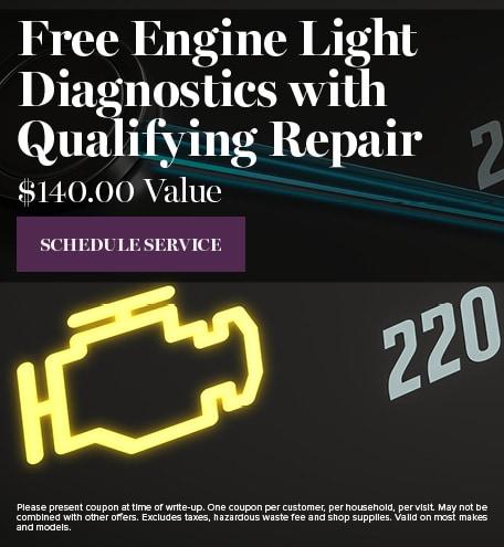 Free Engine Light Diagnostics
