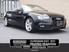 Used 2016 Audi A5 2.0T Premium Plus Convertible