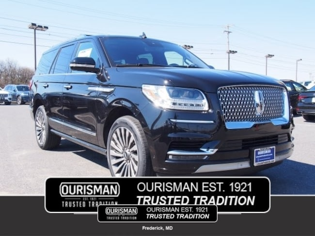 New 2019 Lincoln Navigator For Sale At Ourisman Lincoln Of