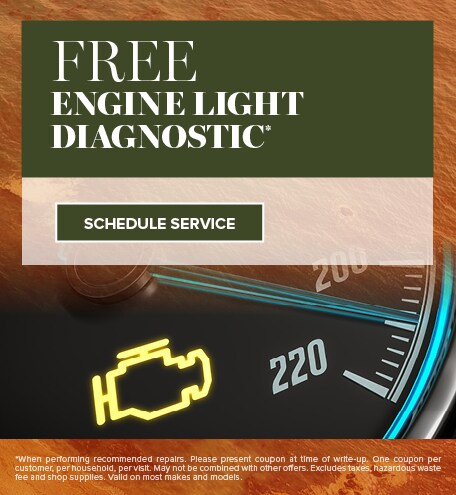 September   Free Engine Light Diagnostic