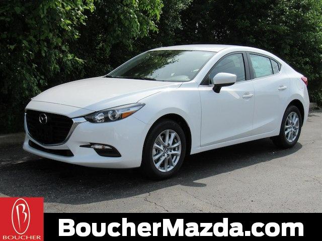 2018 Mazda Mazda3 Sedan