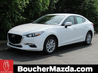 New Mazda vehicles 2018 Mazda Mazda3 Sport Sedan for sale near you in Racine, WI