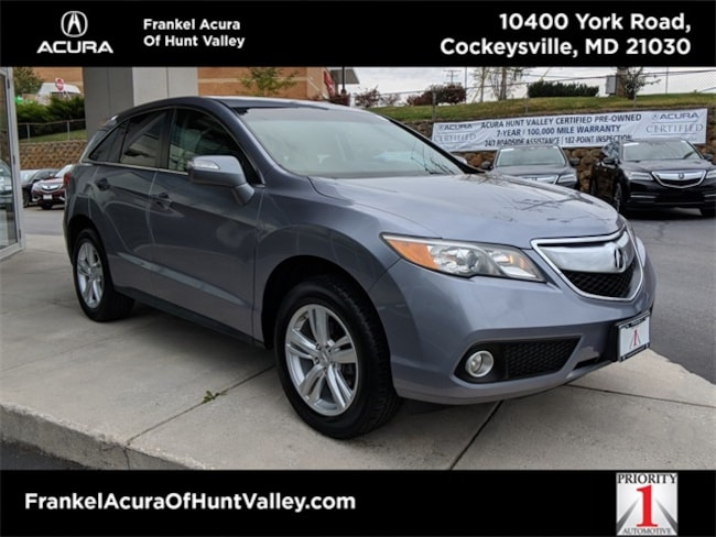 2014 Acura RDX RDX AWD with Technology Package SUV