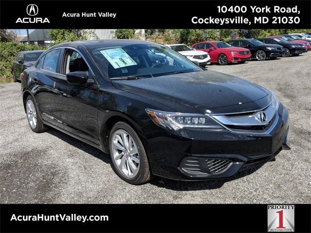 2018 Acura ILX with Technology Plus Sedan
