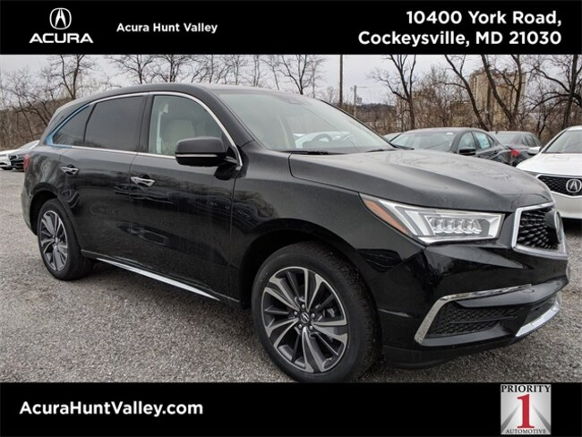 2019 Acura MDX SH-AWD with Technology Package Sport Utility