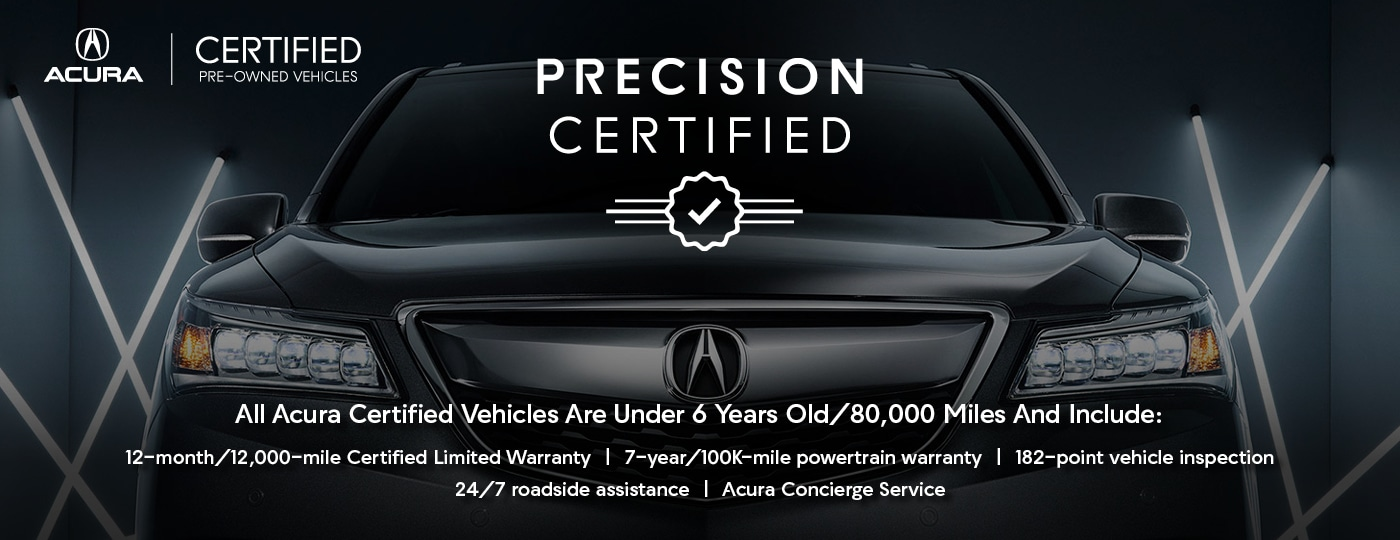 Acura Certified Pre-Owned >> Cpo Acura Sales Certified Pre Owned Acura In Cockeysville Md