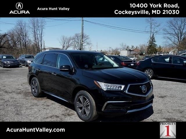 Mdx Cash Back >> Used 2018 Acura Mdx For Sale At Acura Hunt Valley Vin 5j8yd4h3xjl013028