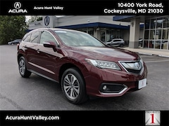 2017 Acura RDX V6 AWD with Advance Package SUV