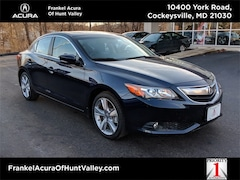 2013 Acura ILX ILX 5-Speed Automatic with Technology Package Sedan