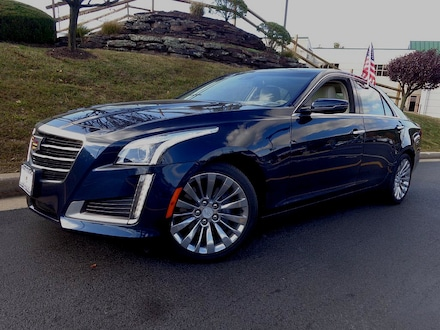 2016 CADILLAC CTS 3.6L Luxury Collection Sedan