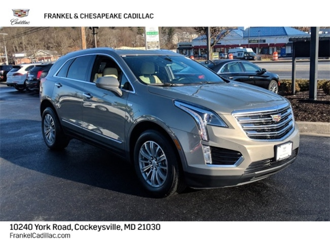 2019 Cadillac XT5: Expectations, Specs, Price >> New 2019 Cadillac Xt5 For Sale At Priority 1 Automotive Group Vin