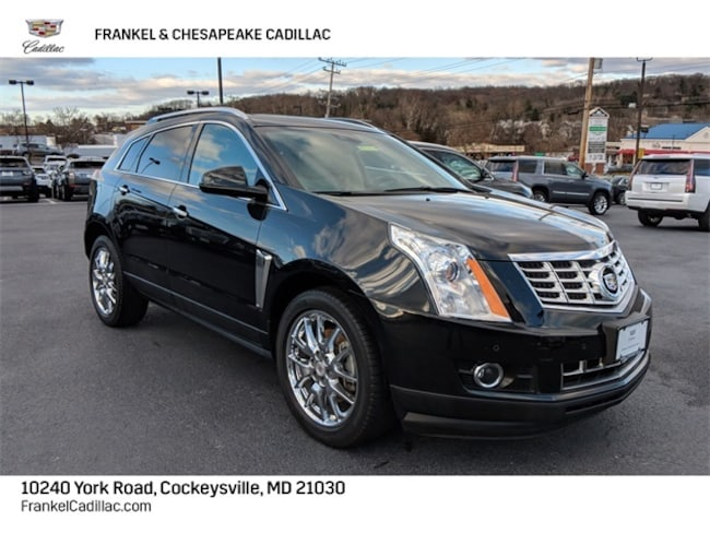 Used 2013 Cadillac Srx For Sale Towson Md