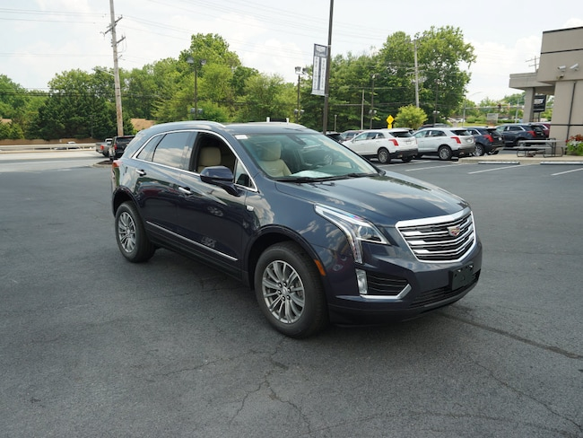 New 2019 Cadillac Xt5 For Sale At Priority 1 Automotive Group Vin