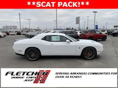 2021 Dodge Challenger R/T SCAT PACK Coupe 2C3CDZFJ4MH503137