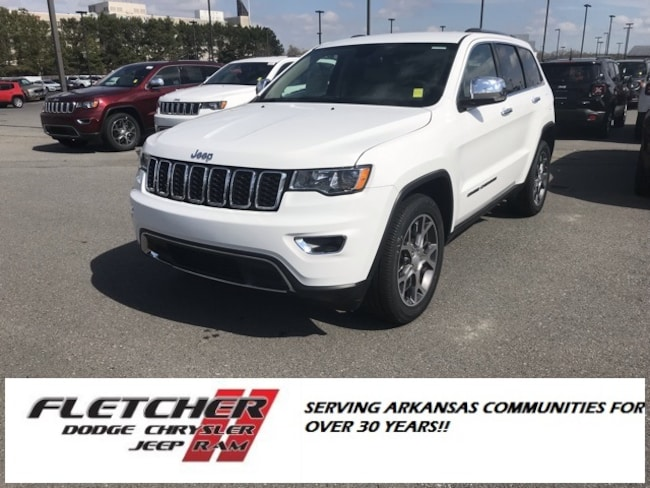 New 2019 Jeep Grand Cherokee LIMITED 4X2 Sport Utility 1C4RJEBG8KC673552 For Sale in sherwood AR