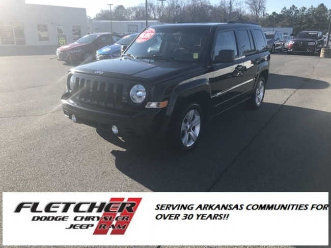 2016 Jeep Patriot Latitude SUV 1C4NJPFA3GD604060