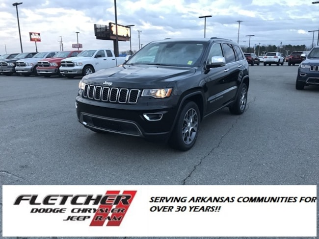 New 2019 Jeep Grand Cherokee LIMITED 4X2 Sport Utility 1C4RJEBGXKC673553 For Sale in sherwood AR
