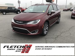 2019 Chrysler Pacifica LIMITED Passenger Van 2C4RC1GG4KR581664