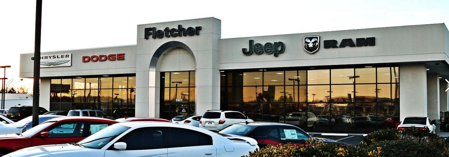 Frank Fletcher Chrysler Dodge Jeep Ram