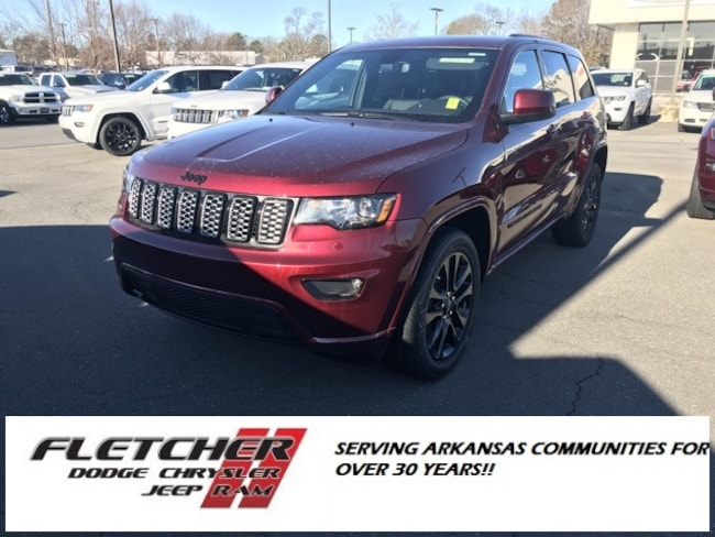 New 2019 Jeep Grand Cherokee ALTITUDE 4X2 Sport Utility 1C4RJEAG6KC596424 For Sale in sherwood AR