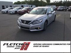 2018 Nissan Altima 2.5 SV Sedan 1N4AL3AP2JC165739
