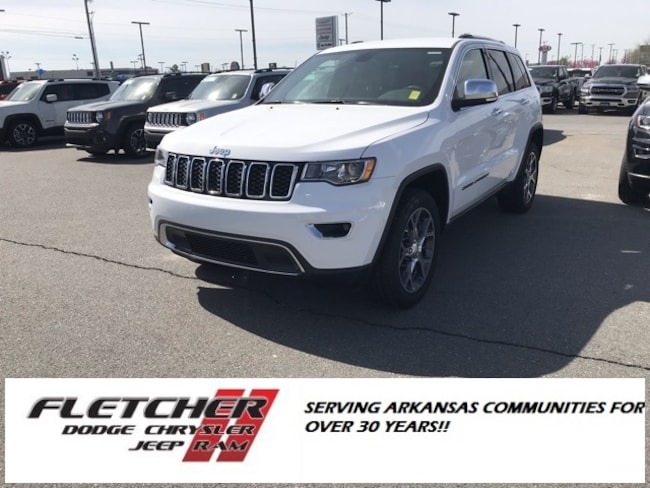 New 2019 Jeep Grand Cherokee LIMITED 4X4 Sport Utility 1C4RJFBG1KC670630 For Sale in sherwood AR